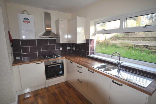 Thumbnail Semi-detached house to rent in Cardinal Avenue, Plymouth
