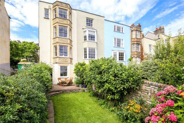 Thumbnail End terrace house for sale in Somerset Street, Kingsdown, Bristol