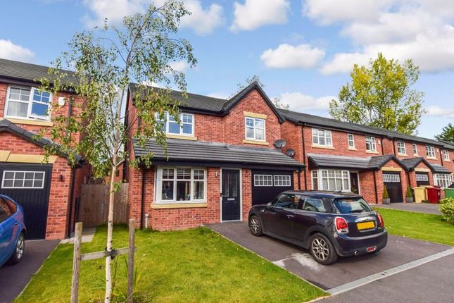 Thumbnail Detached house for sale in Bluebell Close, Bolton