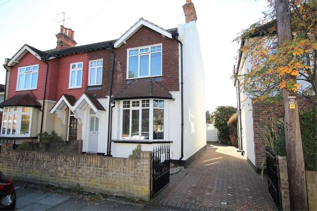Thumbnail Semi-detached house for sale in Chaucer Road, Ashford, Surrey