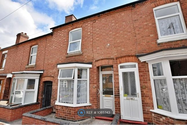 Thumbnail Terraced house to rent in Rokeby Street, Rugby