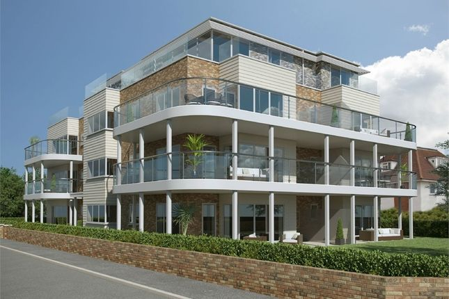 Thumbnail Flat for sale in Aquila, 21 Boscombe Overcliff Drive, Southbourne, Dorset