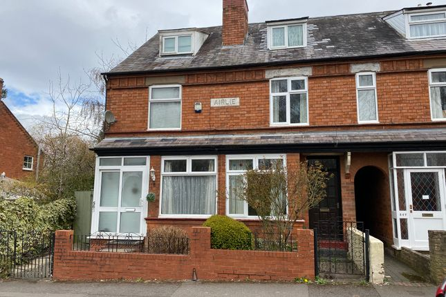 3 bed terraced house for sale in Evesham Road, Redditch, Worcester B97