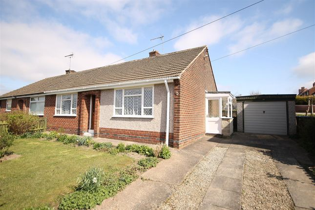 Thumbnail Property for sale in Ayncourt Road, North Wingfield, Chesterfield