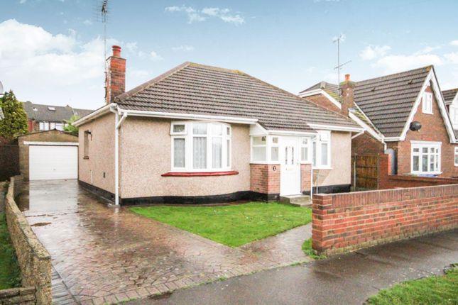 Thumbnail Detached bungalow for sale in Woolifers Avenue, Corringham