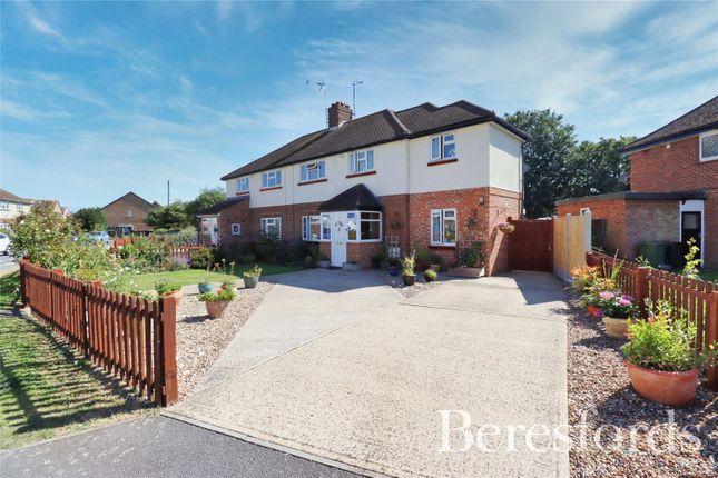 Thumbnail Semi-detached house for sale in Glebe Road, Heybridge