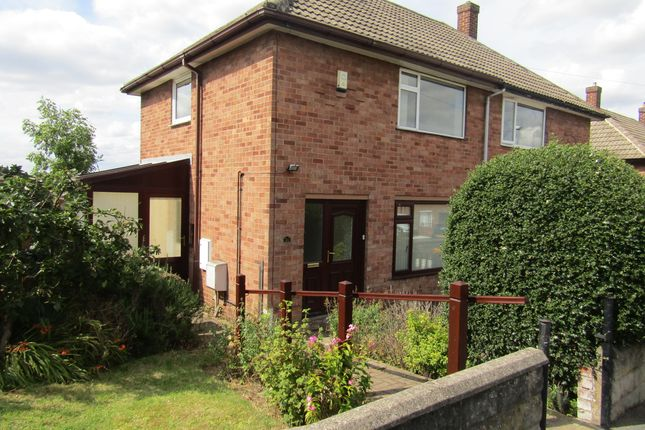Thumbnail Semi-detached house to rent in Goosefield Rise, Garforth