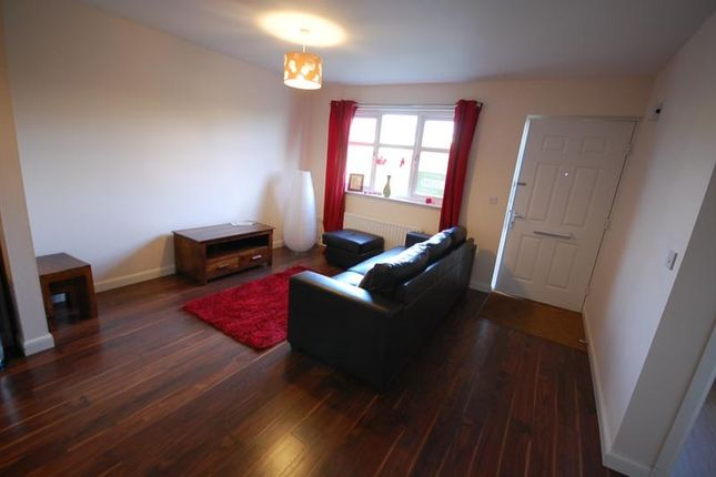 Thumbnail Terraced house to rent in Broadshade Drive, Westhill, Aberdeenshire
