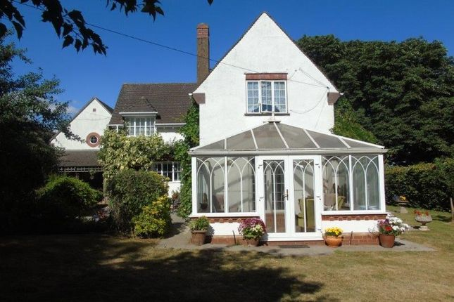 Thumbnail Detached house for sale in Fawley Chapel, Hereford, Herefordshire