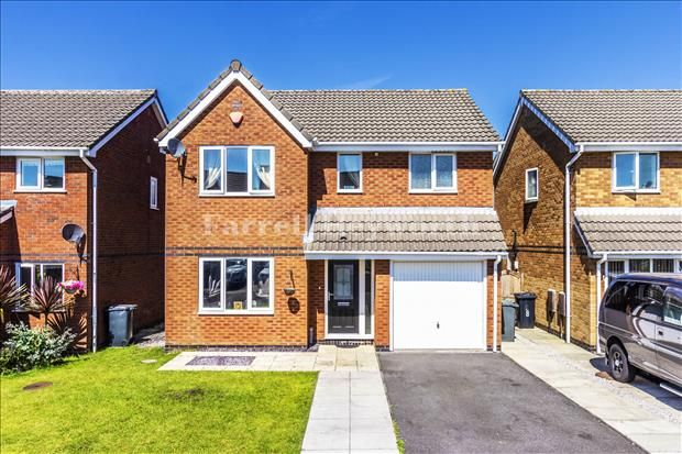 Thumbnail Property for sale in Croasdale Close, Carnforth