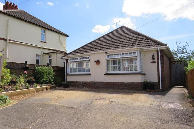 Thumbnail Detached bungalow for sale in Wharf Road, Higham Ferrers, Rushden