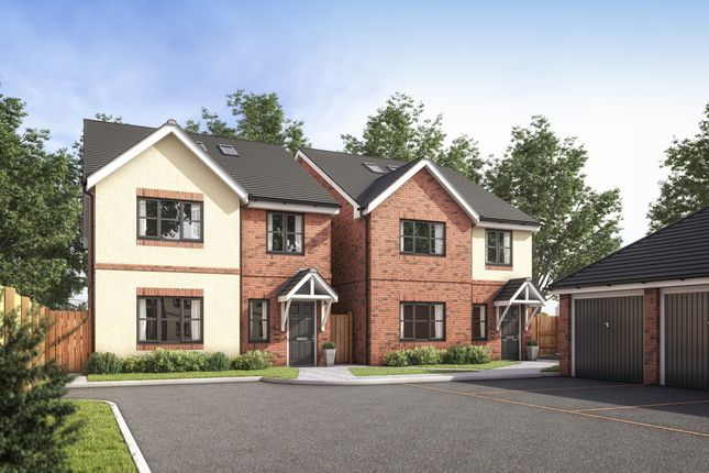 Thumbnail Detached house for sale in Maxstoke Lane, Coleshill, Birmingham