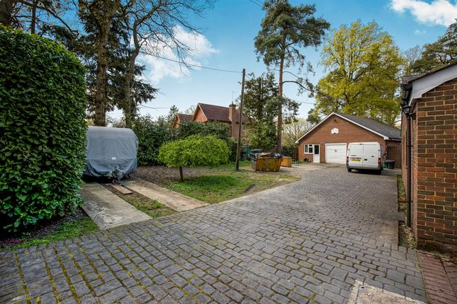 Thumbnail Detached bungalow for sale in Copthorne Road, Crawley