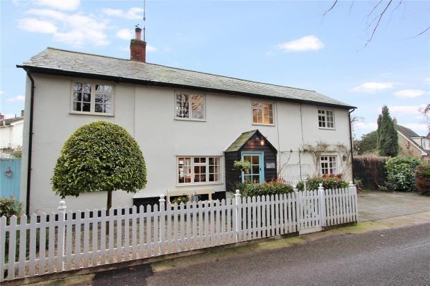 Thumbnail Detached house for sale in Dash End Lane, Kedington, Suffolk