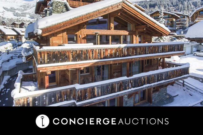 Thumbnail Chalet for sale in Chemin De Medieres 59, Verbier, Valais, Switzerland
