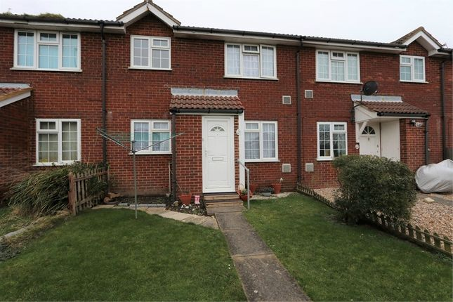 Thumbnail Terraced house for sale in Snowdon Close, Eastbourne, East Sussex