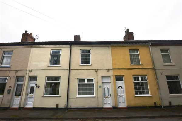 Thumbnail Terraced house to rent in Water Street, Chesterton, Newcastle-Under-Lyme