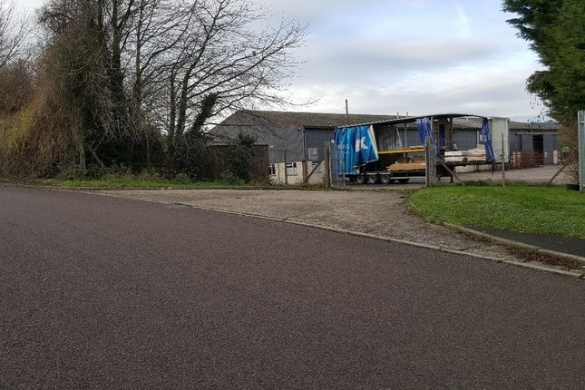 Thumbnail Industrial to let in Gobowen Road, Oswestry