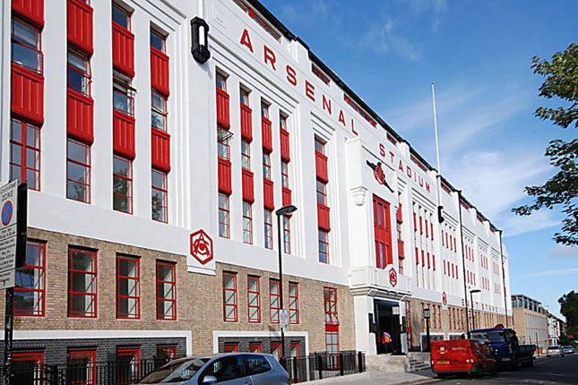 Thumbnail Flat to rent in Highbury Stadium Square, Highbury And Islington