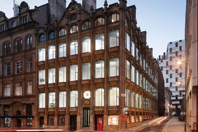 Office to let in Oriel Chambers & Covent Garden, 14 Water Street, Liverpool