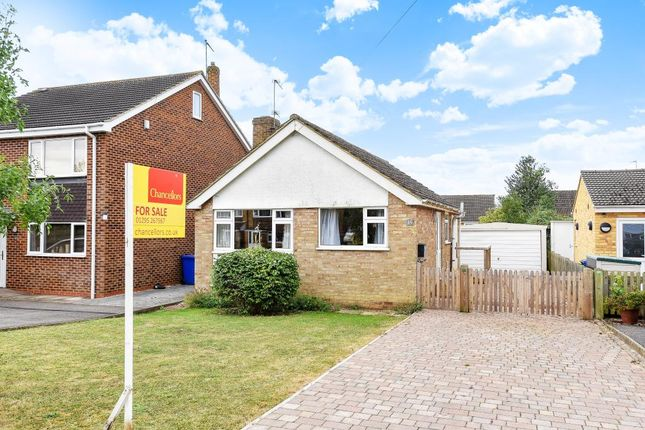 Thumbnail Detached bungalow for sale in Horton Drive, Middleton Cheney