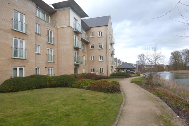 Thumbnail Flat for sale in Skipper Way, Little Paxton, St. Neots