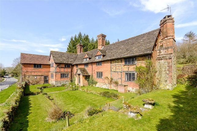 Thumbnail Detached house for sale in Dorking Road, Abinger Hammer, Dorking, Surrey