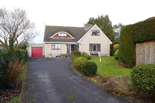 Thumbnail Detached house for sale in Fairwinds, Chapel Lane, Chepstow