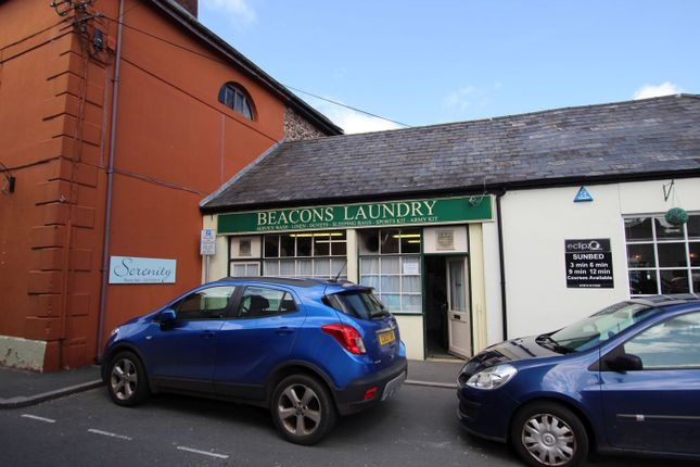 Thumbnail Retail premises for sale in St Marys Street, Brecon