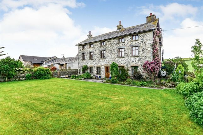 Thumbnail Detached house for sale in Wellheads Lane, Sedgwick, Kendal, Cumbria
