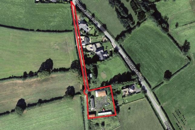 Thumbnail Land for sale in Land To The Rear Of Gladsmuir, Broomfallen Road, Scotby, Carlisle
