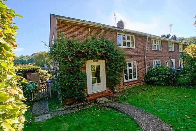 Thumbnail End terrace house to rent in Oakdale, Welwyn Garden City