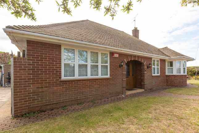 Thumbnail Detached bungalow for sale in 51, Elm Grove, Westgate-On-Sea