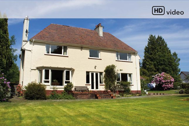 Thumbnail Detached house for sale in Charlotte Street, Helensburgh