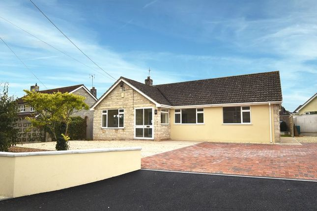 Thumbnail Detached bungalow for sale in Curry Rivel, Langport