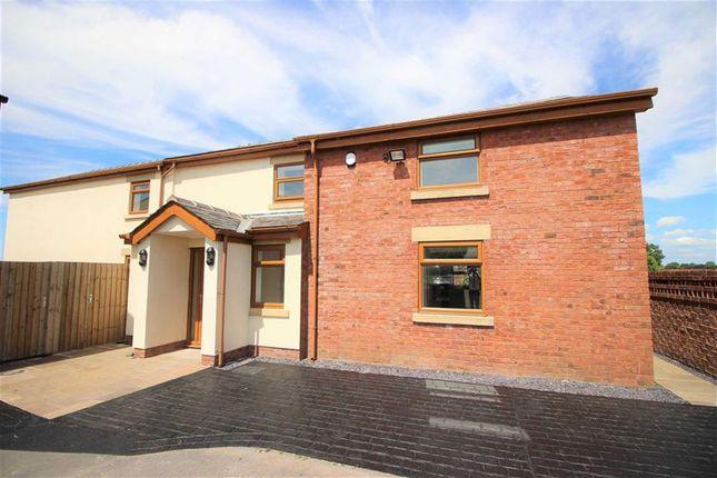 Thumbnail Detached house for sale in Long Fold Farm, Little Hoole, Preston