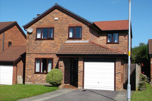 Thumbnail Detached house to rent in Whitsundale, Westhoughton, Bolton