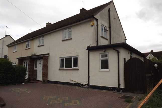 Thumbnail Property to rent in Red Lion Crescent, Harlow, Essex