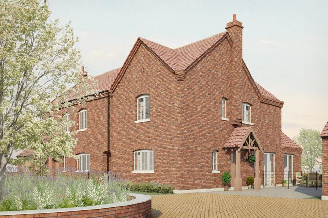 Thumbnail Link-detached house for sale in Plot 3, Old Hall Gardens, Screveton
