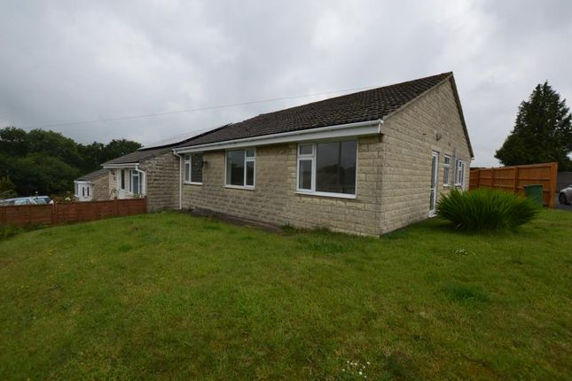 Thumbnail Bungalow to rent in Mendip Vale, Coleford, Radstock