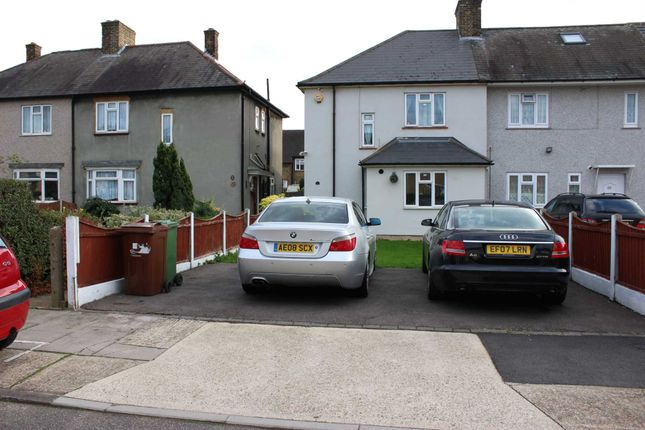 Thumbnail Detached house to rent in Greenway, Dagenham