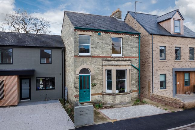 Thumbnail Detached house for sale in Rathmore Road, Cambridge