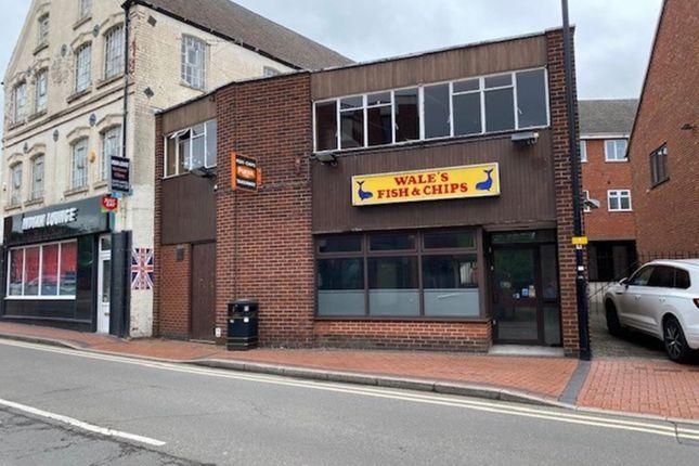 Thumbnail Restaurant/cafe to let in Bond Street, Nuneaton