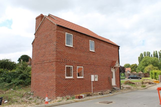 Thumbnail Detached house for sale in Marjorie Close, Washingborough