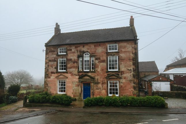 Thumbnail Property for sale in Church Lane, Ipstones, Stoke-On-Trent