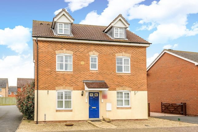Thumbnail Detached house to rent in Kings Acre, Hereford