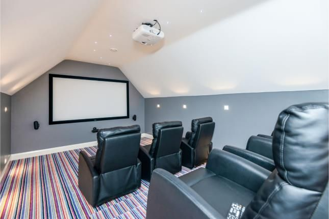 Cinema Room of Engleton Lane, Brewood, Stafford, Staffordshire ST19
