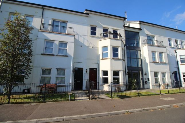 Thumbnail 2 bed property for sale in Linen Terrace, Bangor