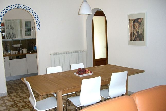 Dining Room of Casa Ruthe, Ceglie Messapica, Puglia, Italy