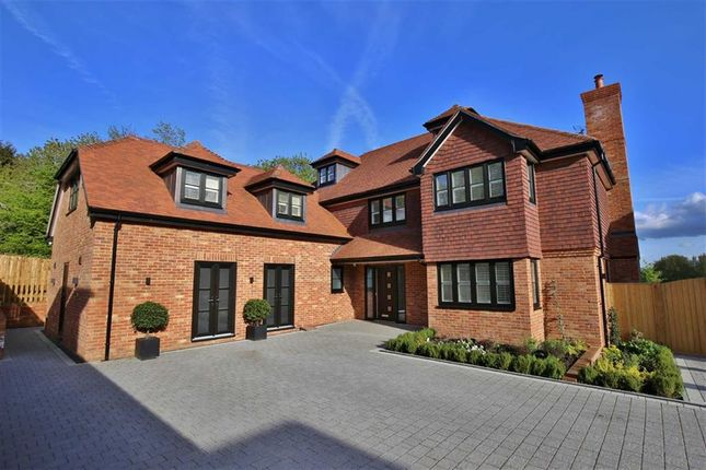 Thumbnail Detached house for sale in Masters Lane, Birling, West Malling